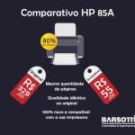 Toner HP 85A (CE285A) – Não seja mais refém do fabricante