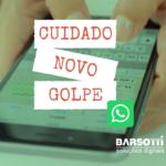 Recarga de celular grátis pelo WhatsApp – CUIDADO!